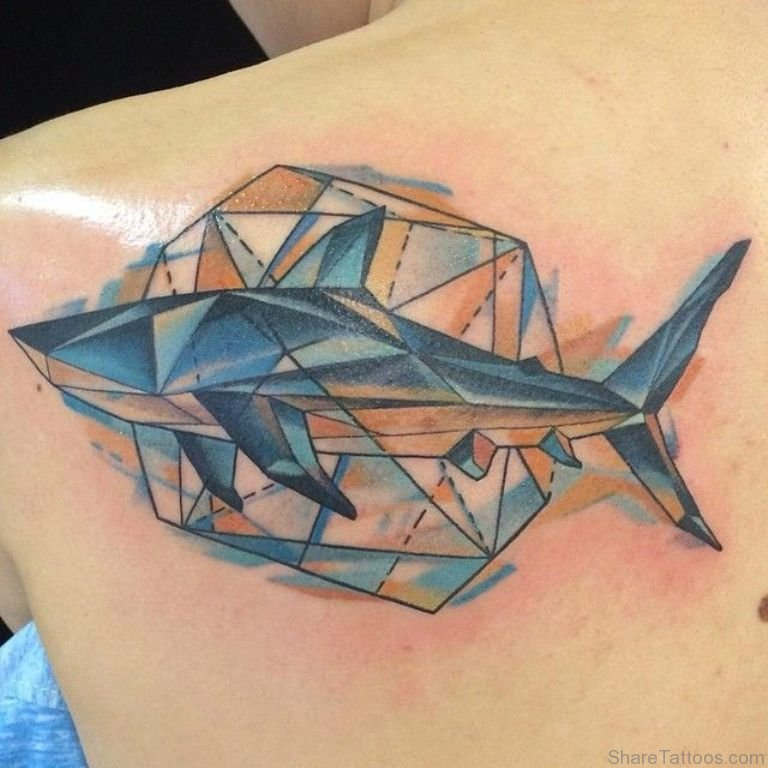 57 popular shark tattoos and designs. Black Bedroom Furniture Sets. Home Design Ideas