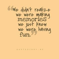 Quotes About Old Friendship Memories Glamorous 61 Great Memory Quotes And Sayings For Inspiration