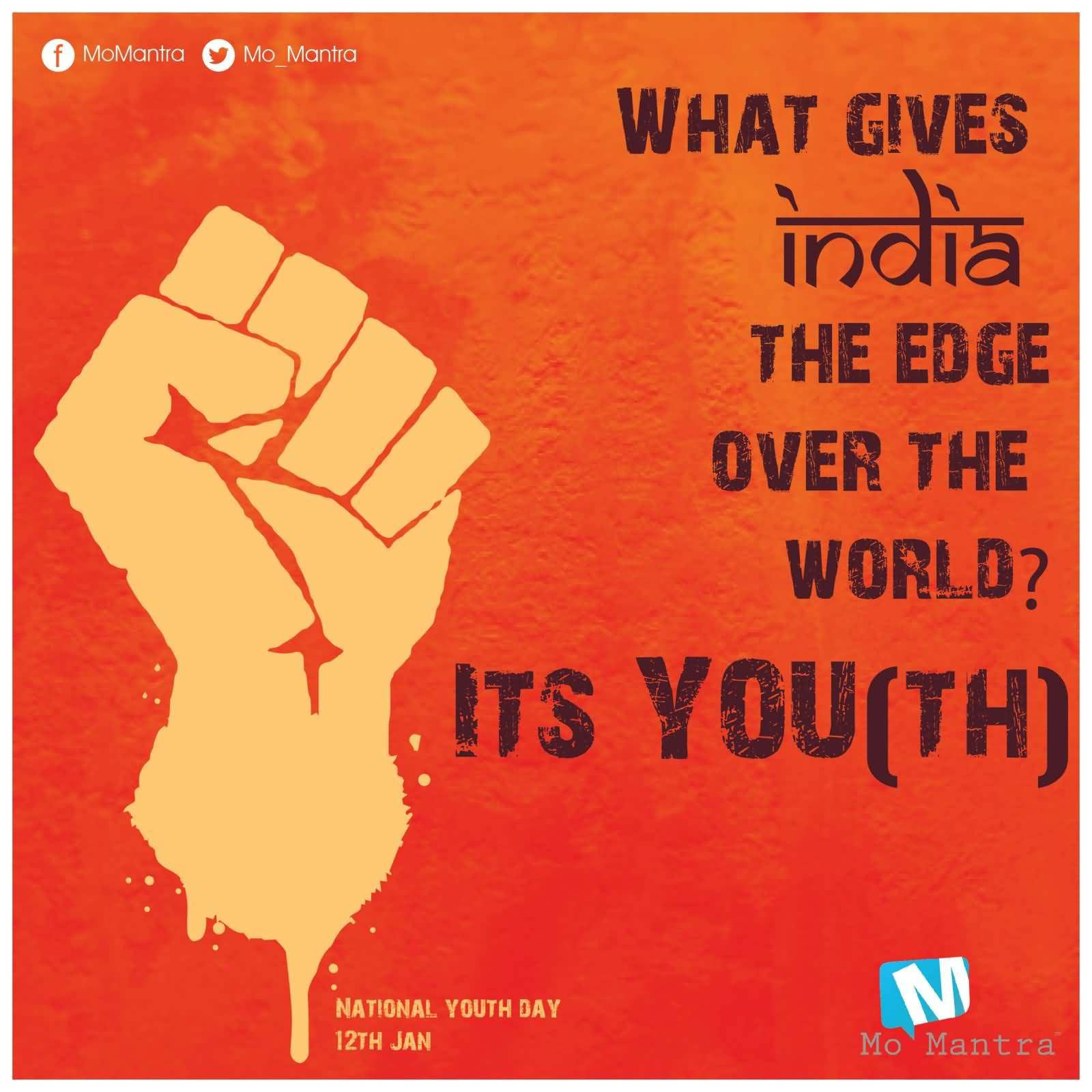a bad day in my youth The un's international youth day is a united nations day of observance but it is not a public holiday background the un defines the worlds' youth as the age group between 15 and 24 years old, making up one-sixth of the human population.