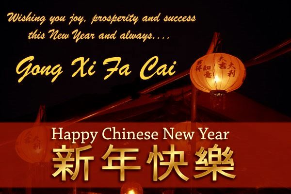 ... You Joy Prosperity And Success This New Year And Always Gong Xi Fa Cai
