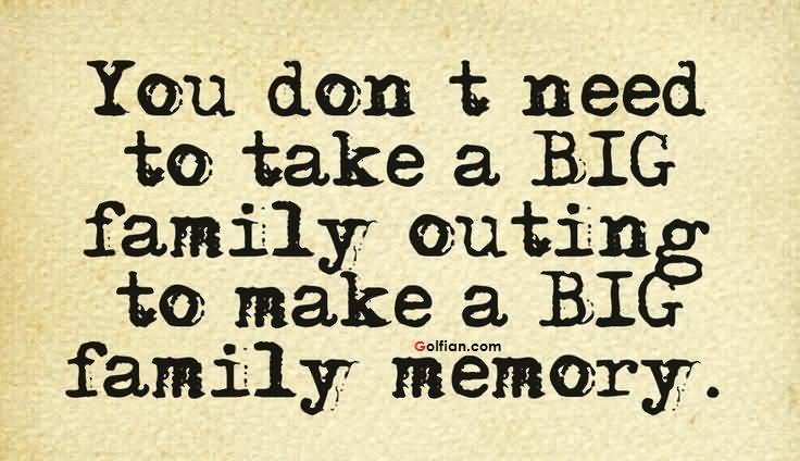 Family Memories Quotes And Sayings 28085 | LINEPC