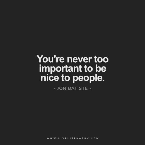 Quotes Nice Delectable 63 Best Niceness Quotes And Sayings