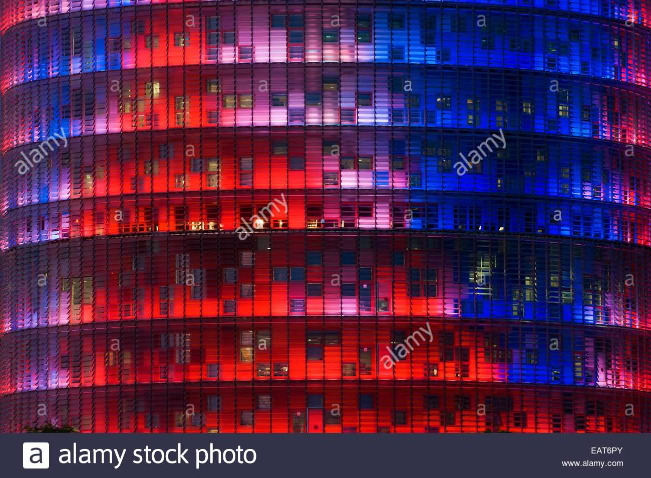 50 Incredible Torre Agbar Pictures And Images