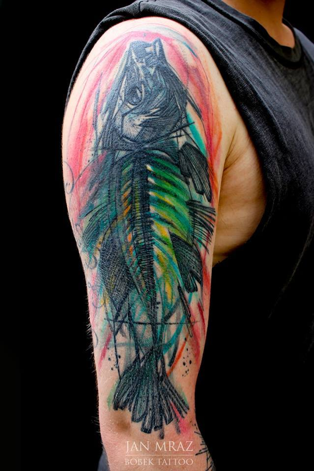 50 Best Fish Tattoos Design And Ideas