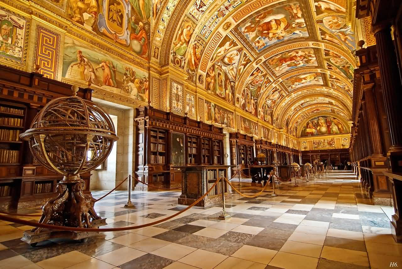 Amazing Architecture Inside The Royal Palace Of Madrid