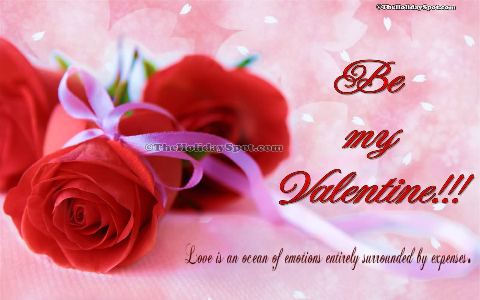 55 most beautiful valentine day wallpapers - Valentine s day flower wallpaper ...