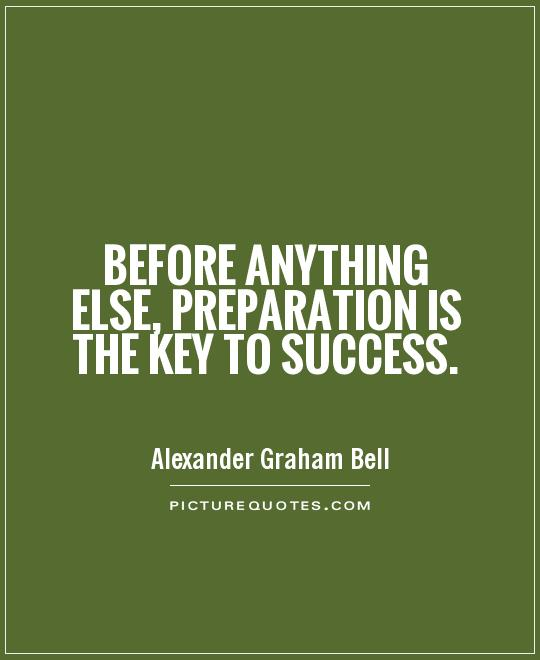 preparation is the key to success essay Preparation is the key to success essay writing december 5, 2017 uncategorized essay schreiben uni kassel bibliothek how to write an introduction to a modern studies essay bp contribution to society essay.