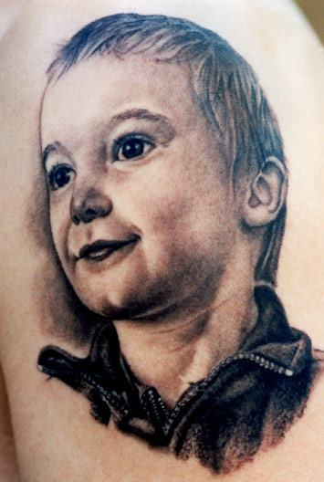 18 Baby Tattoo Images Pictures And Design Ideas