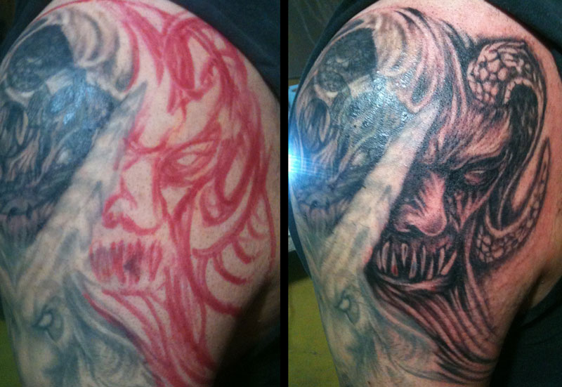 Devil Tattoos - Askideas.com