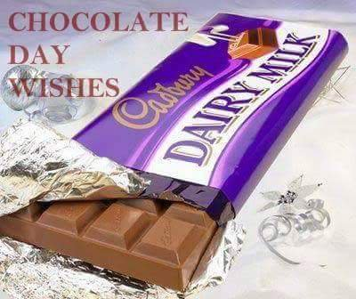 60 Most Beautiful Happy Chocolate Day 2017 Wish Pictures
