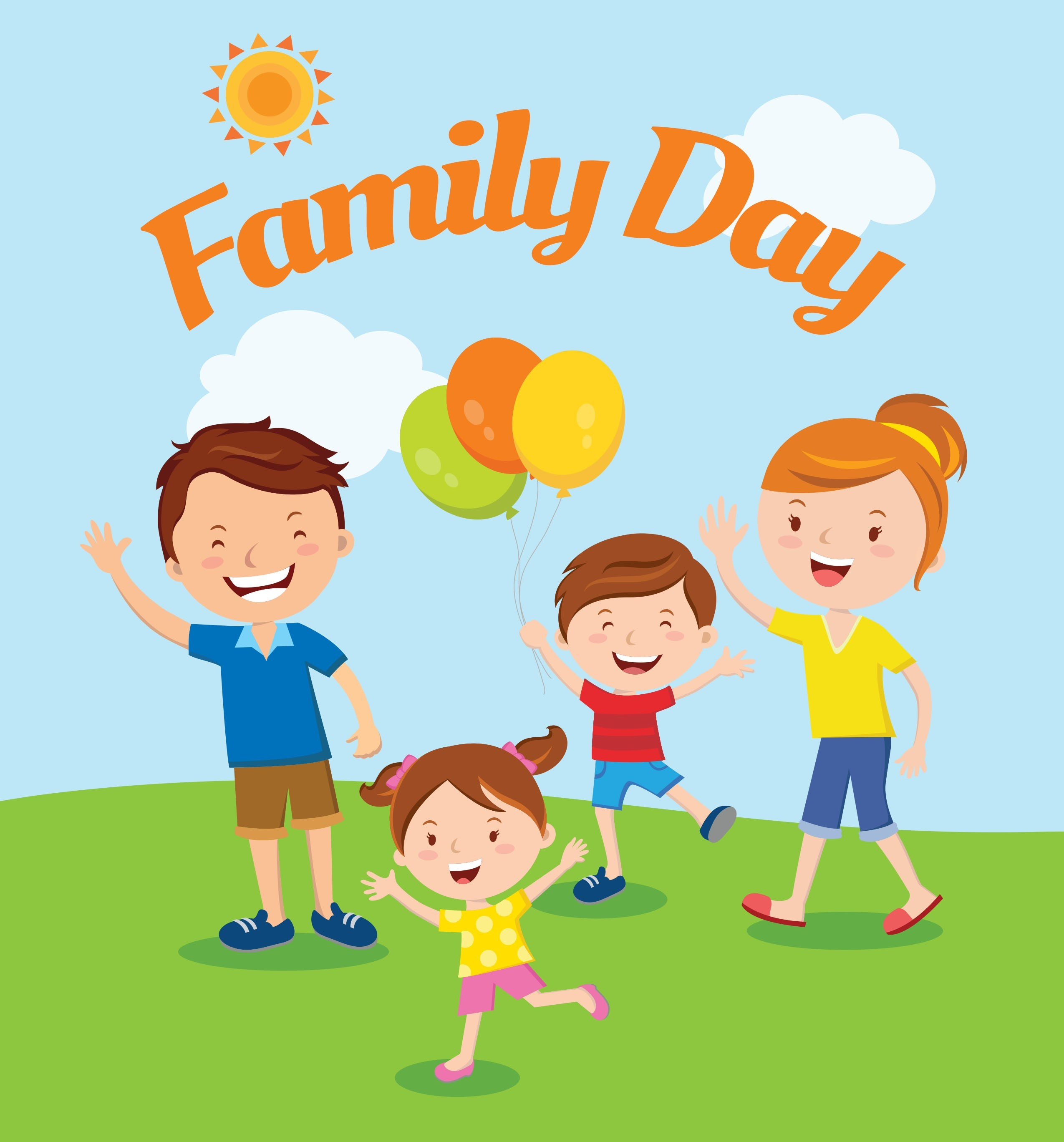 Family day 2017 clipart - Family days enero 2017 ...