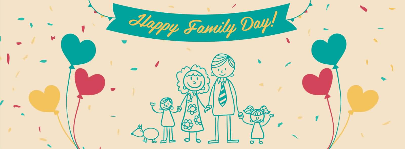 50 Best Family Day 2017 Wish Pictures