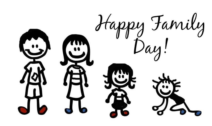 Image My Famly Png: 50+ Best Family Day 2017 Wish Pictures