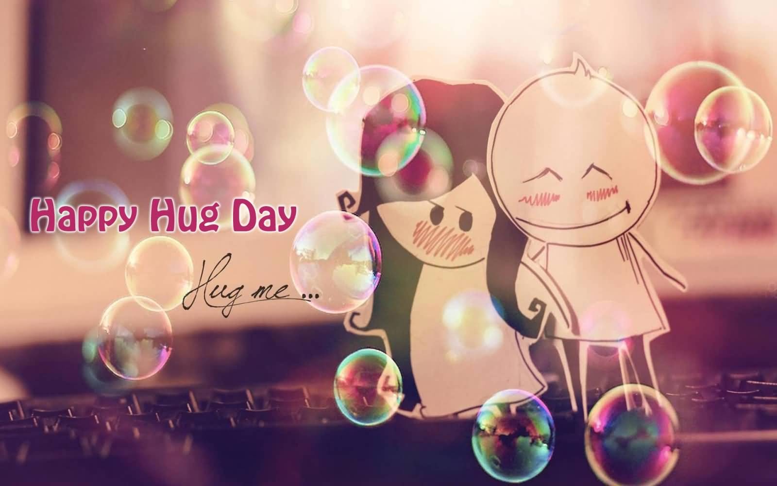 50 Happy Hug Day 2017 Wish Pictures