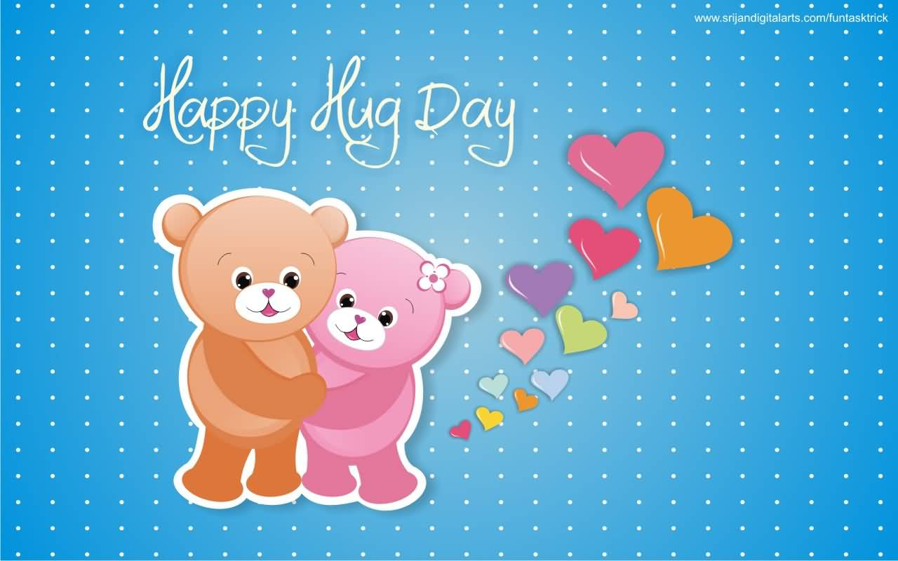 Image result for Happy Hug Day \\ animated