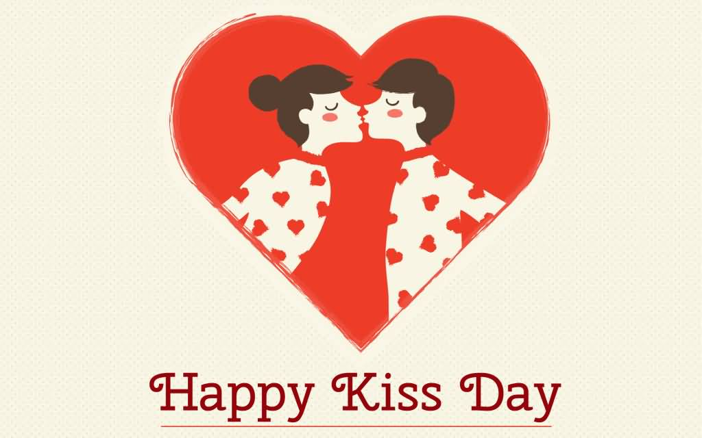 55 happy kiss day greeting pictures and images happy kiss day greeting pictures and images