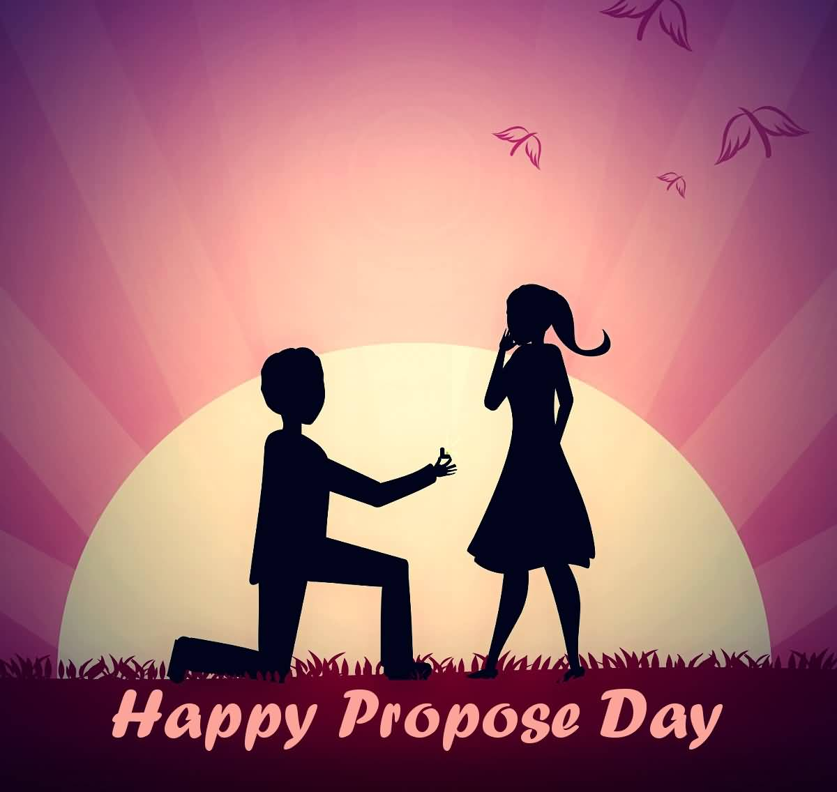 40 most beautiful propose day 2017 greeting cards happy propose day 2017 greeting card kristyandbryce Images