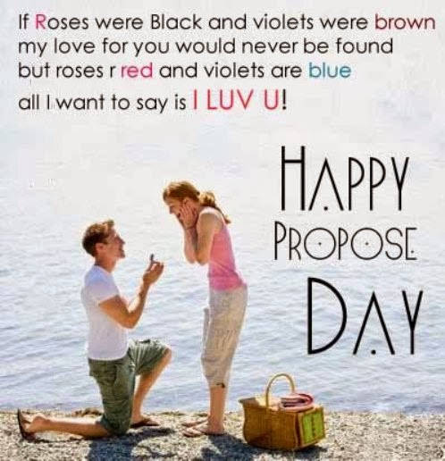 50+ Most Beautiful Happy Propose Day Wish Pictures