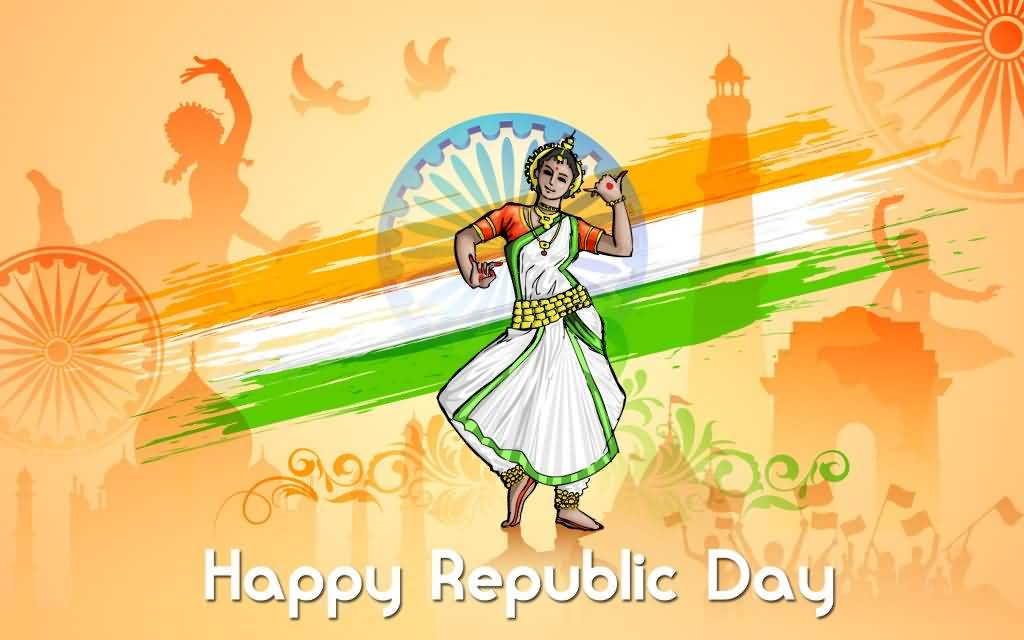 information about republic day of india in sanskrit