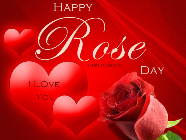 60 adorable rose day 2017 greeting pictures and images happy rose day i love you m4hsunfo