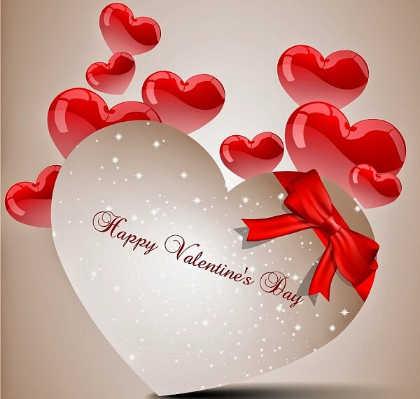 70 best happy valentines day 2017 wish pictures and images happy valentines day 2017 heart card m4hsunfo