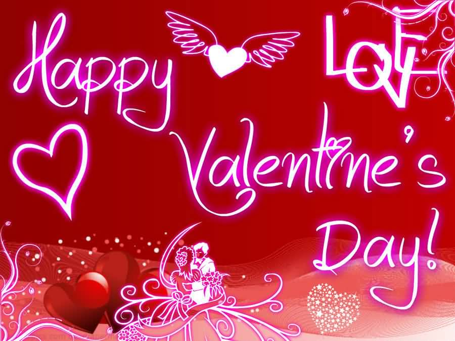 70 Most Beautiful Happy Valentine\'s Day Greeting Pictures And Images