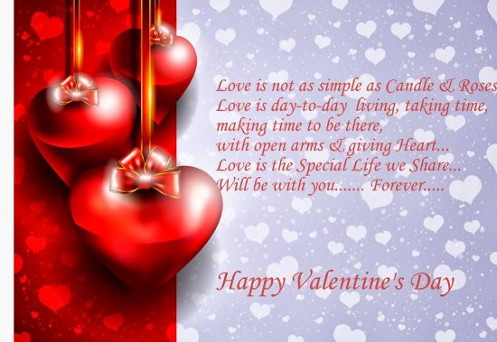 50 Most Beautiful Valentines Day Greeting Card – Beautiful Valentines Day Cards