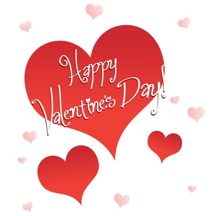 Happy Valentine S Day Hearts Clipart