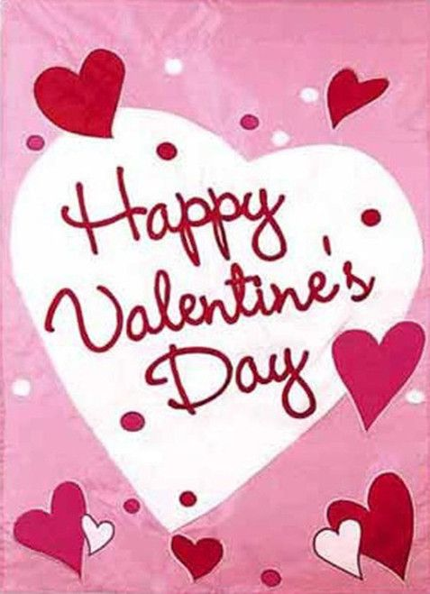 70 most beautiful happy valentines day greeting pictures and images happy valentines day hearts greeting card m4hsunfo