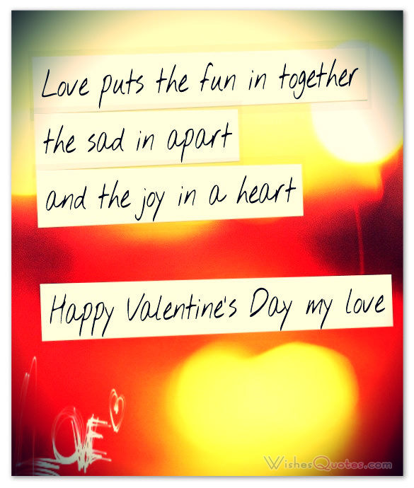 Happy valentines day my love greeting happy valentines day my love greeting card m4hsunfo Images