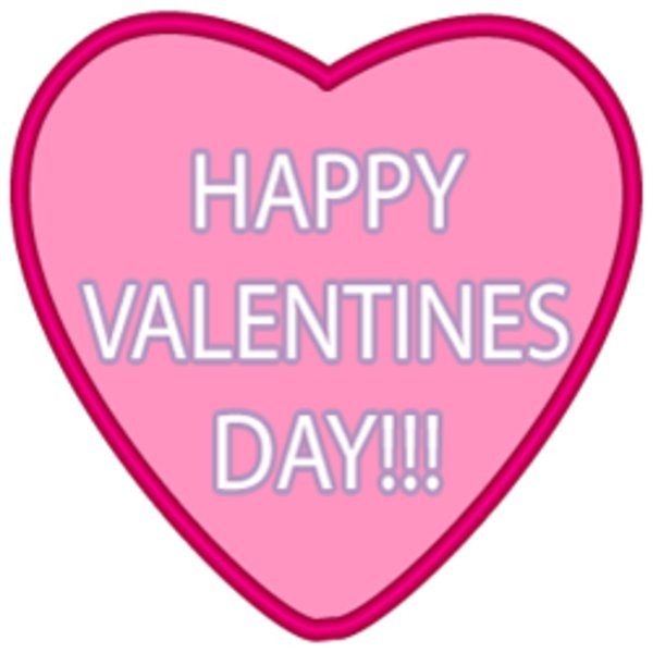 23 Beautiful Valentine\'s Day Clipart Wish Picture