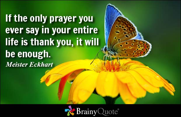 64 Best Prayer Quotes And Sayings