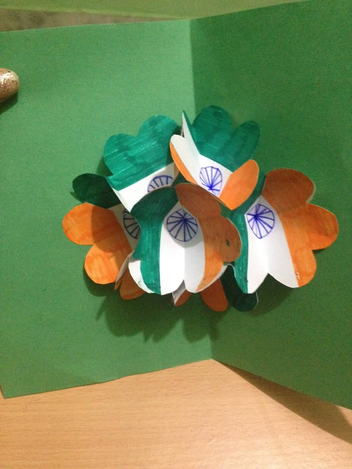 craft ideas for indian independence day 60 beautiful republic day india greeting card pictures 7577