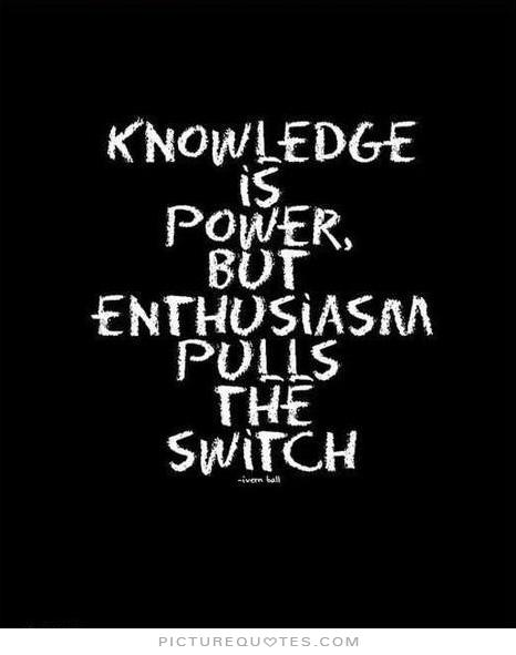 Quotes About Knowledge And Power 65 Best Power Q...