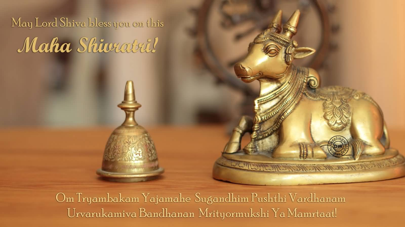 50+ Most Beautiful Maha Shivratri Greeting Pictures
