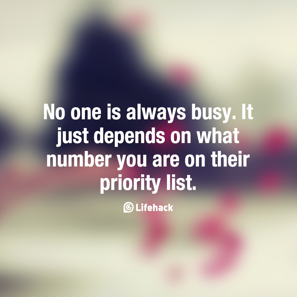 No e Is Always Busy It Just Depends What Number You Are Their