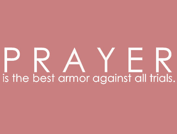 64 best prayer quotes and sayings prayer is the best armor against all trials thecheapjerseys Images