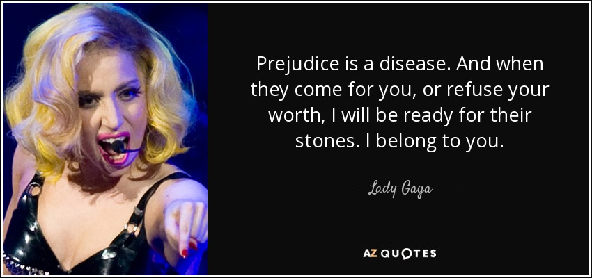63 Best Prejudice Quotes And Sayings