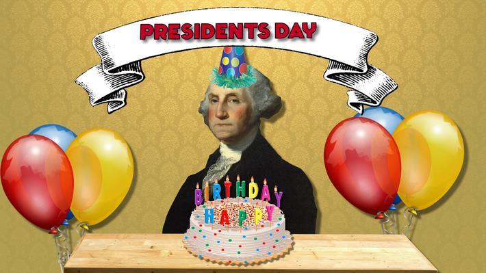 A Cake For George Washington