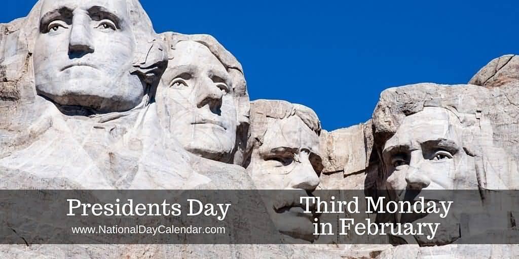 presidents day