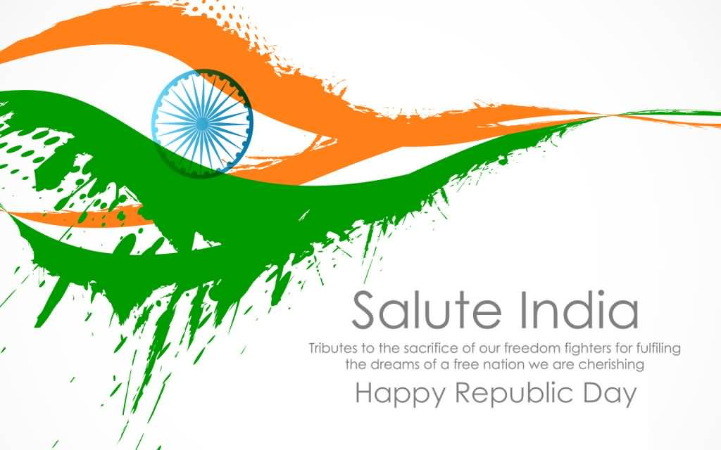 60 Best Republic Day India 2017 Wish Pictures