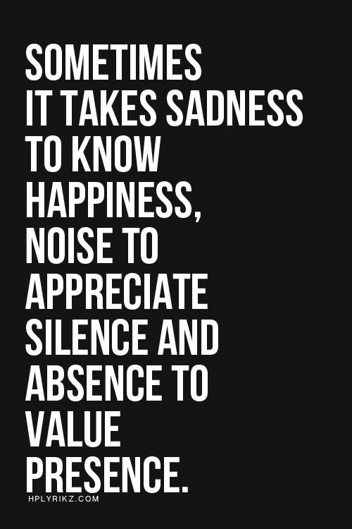Quotes About Sadness And Happiness