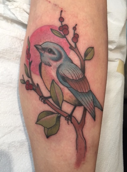 18 awesome forearm tattoos designs