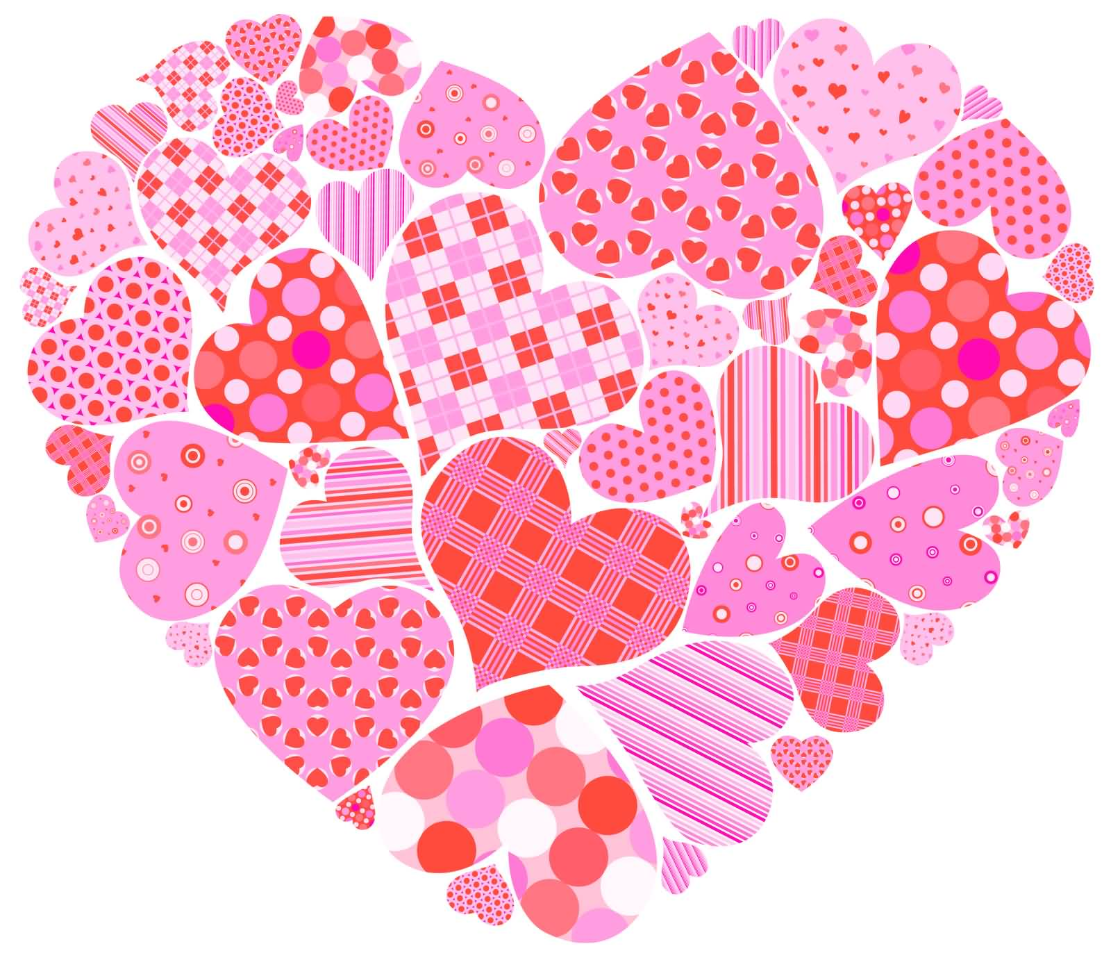 60 Happy Valentine S Day Heart Pictures And Images