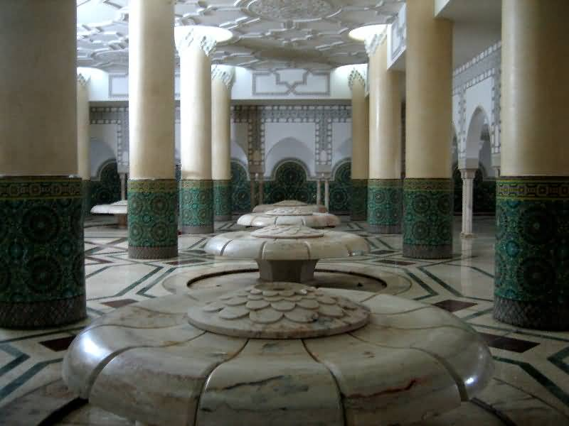 60 Most Incredible Hassan Ii Mosque Interior Pictures And
