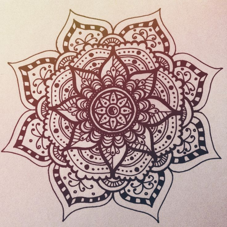 9 Mandala Tattoo Designs And Ideas: 45+ Unique Mandala Tattoos Designs And Ideas Collection