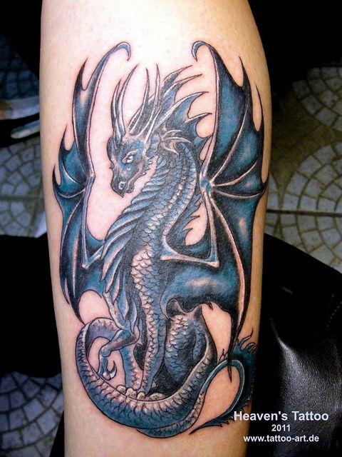 35 dragon tattoos on forearm. Black Bedroom Furniture Sets. Home Design Ideas