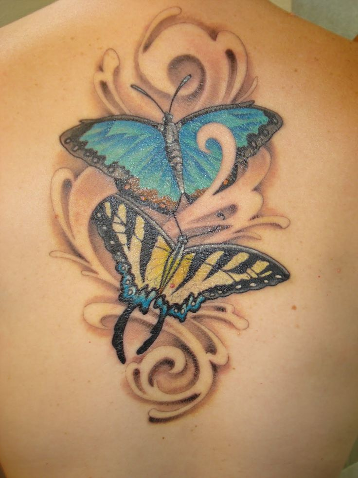 90f7f36924a04 52+ Latest Butterfly Tattoos Ideas Collection