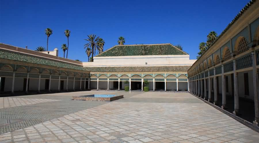 Image result for Bahia Palace