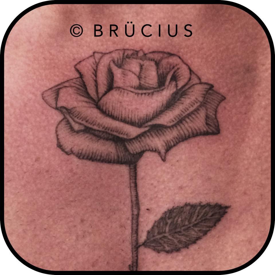 Askideas Com: Grey Rose Tattoos